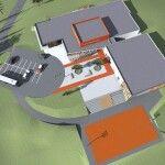 Podružnična šola Polica - v gradnji